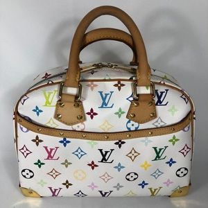 Louis Vuitton multicolor bag